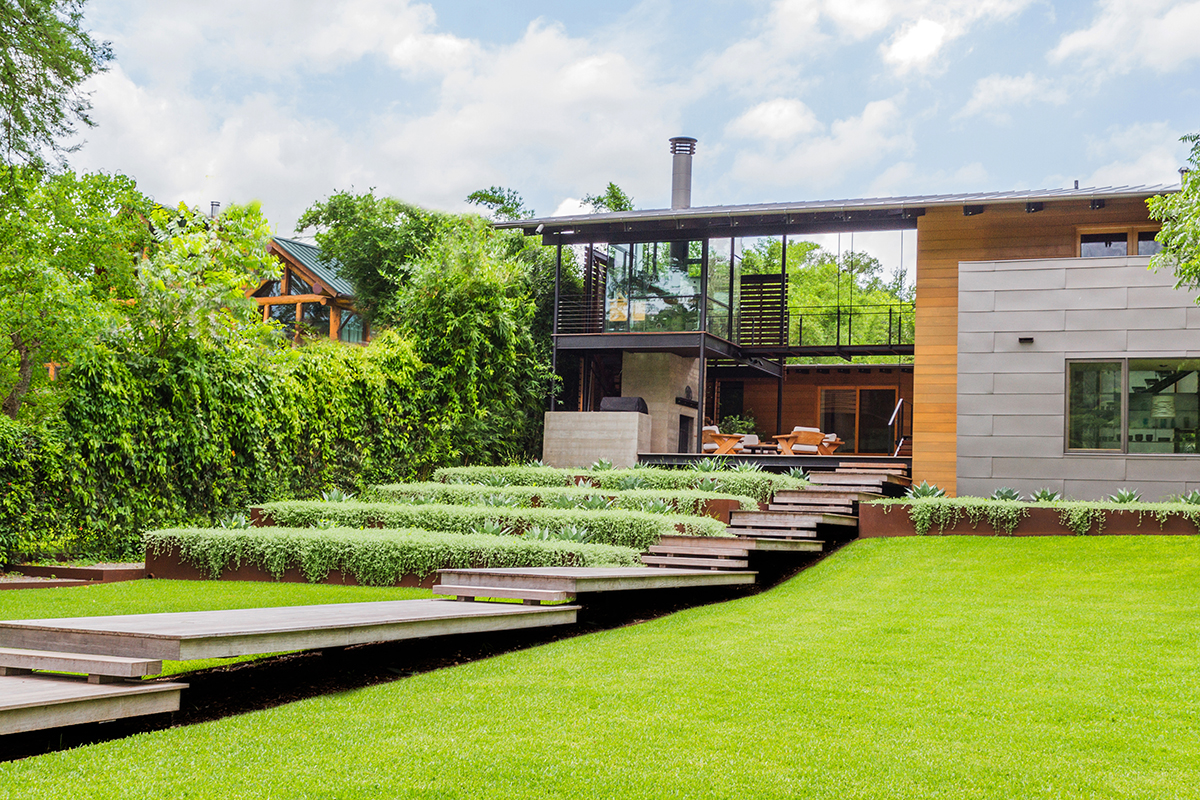 Garden Design Austin Ten Eyck Landscape Architects Austin