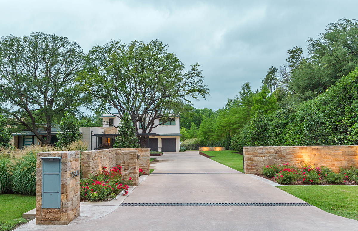 Garden Design Dallas dallas landscape design firm matthew murrey design Dallas Garden Design Studio