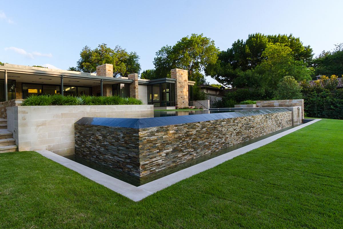 Dallas garden design studio for Garden studio designs