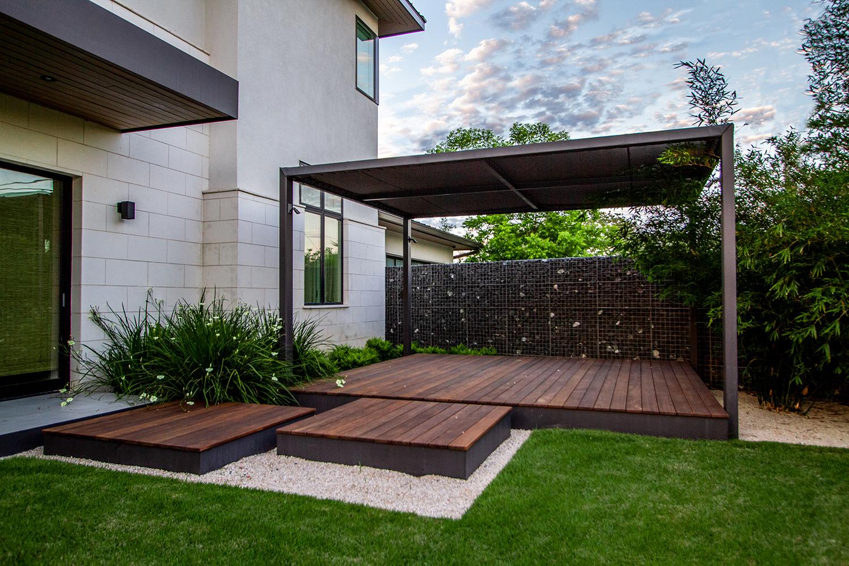 West Austin - Garden Design Studio